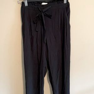 ⬇️ Wilfred Light weight Black Pants